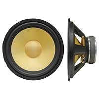 SBX2530 woofer kevlar, 150WRMS/8 OHM