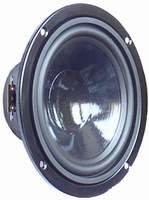 Dubokotonski zvučnik ARN 188-03/8, 8 OHMA,   60-120W,40-4000 Hz,188 mm, lakiran, 85 dB