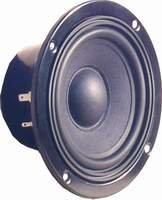 Dubokotonski zvučnik ARN 150-60/8, 8 OHMA, 20-50W, 5015000 Hz, 150 mm, 87 dB, antimagnet