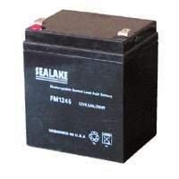 Olovna baterija 12 V/1,3 Ah