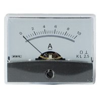 ugradni analogni instrument sa špigel skalom 0-15ADC