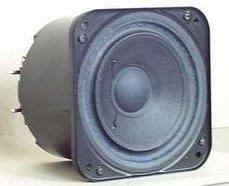 Srednjetonski zvučnik ARZ 4604, 4 OHMA, 60-120 W, 400-000 Hz, 90 dB