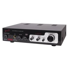 Stereo pojačalo ESA 18, 2 x 50/75W