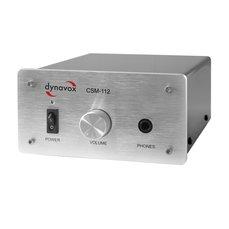 Pojačalo za slušalice CSM-112, crno ili srebrno