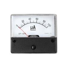 Ugradni instrument 0-100 uA DC