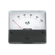 Ugradni instrument 0-100 mA DC