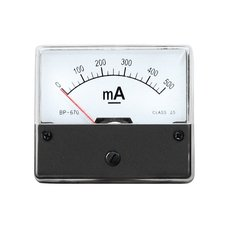 Ugradni instrument 0-500 mA DC