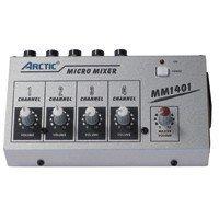 Micro mikser, mono/stereo