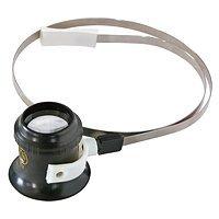 Uhrmacher okular s kopčom